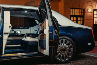 Luxusautó szégyenlős milliárdosoknak
