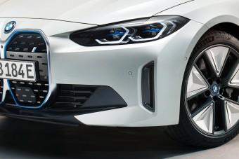 Az M4-esnél is erősebb lesz az elektromos BMW i4