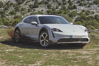 Elektromos terepkombit készített a Porsche