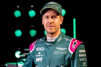 Vettel egy farmon várta a Forma-1-et