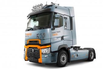 Nem fél a Teslától a Renault Trucks