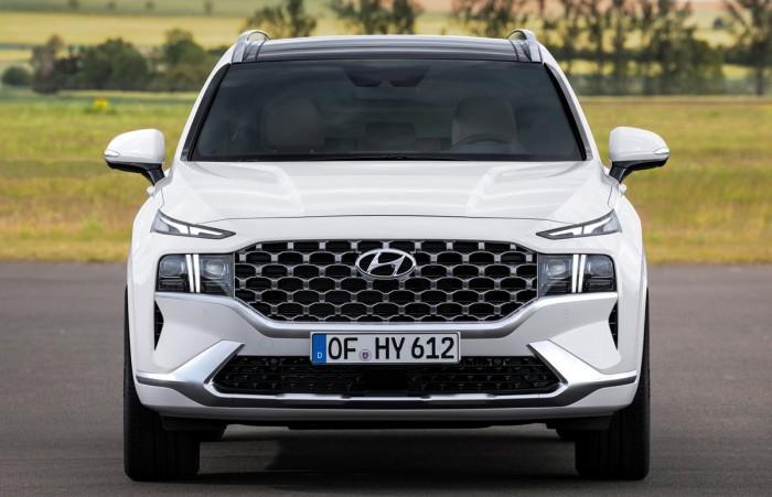 Családi mindenes, hihetetlen fogyasztással – Hyundai Santa Fe 5
