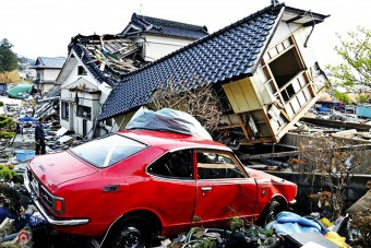 Szívszorító története van ennek a katasztrófa sújtotta autónak