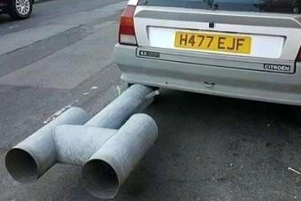 Ez a 14 autó igazi környezetszennyezés, legalábbis vizuálisan