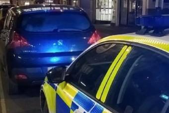 Sokkolta a rendőröket, amit az autóban találtak