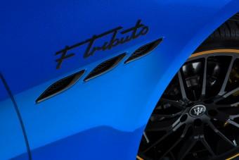 Jubileumi emlékmodellekkel ünnepel a Maserati