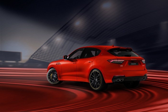Jubileumi emlékmodellekkel ünnepel a Maserati 3