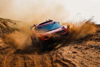 Utcai autót faragna Dakar-projektjéből a Prodrive