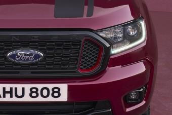 Két új életmód-verzióval bővít a Ford Ranger