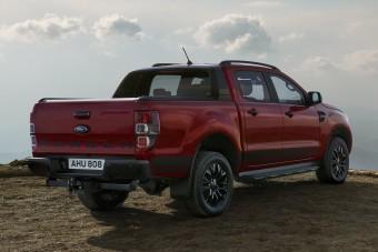Nézd, hogy játszanak a Ford különleges pickupjai
