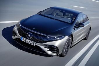 Hogyan mozog, mitől mozog a Mercedes EQS?