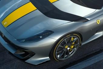 Limitált kiadás készül a Ferrari V12-es túrakupéjából