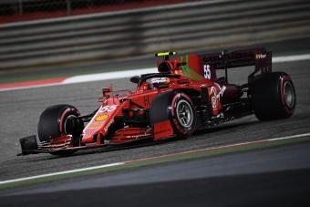 F1: A látszat csal, még mindig gyenge a Ferrari