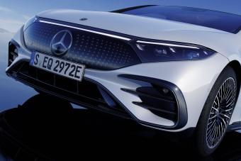 Nem evilági jelenség a legújabb Mercedes