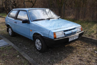 Ha új korában vágytál egy Lada Samarára, akkor ez a te autód