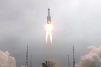 Kínaiak mennek majd az űrbe, és ott is maradnak
