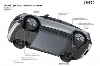 Minden, amit az Audi Q4 e-tron műszaki részleteiről tudni lehet