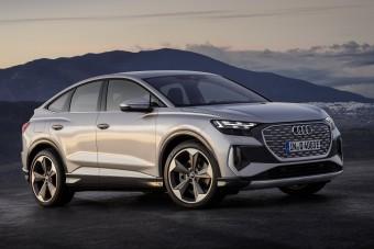 Bemutatta eddigi legolcsóbb villanyautóját az Audi