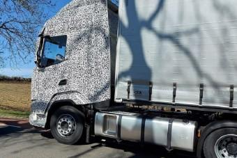 Ismét rejtélyes kamion tűnt fel az utakon