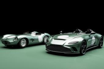 A legdrágább brit autóra hasonlít ez az Aston Martin