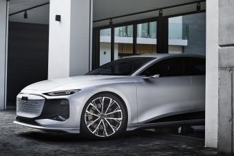 Részleteiben ismerheted meg az Audi A6 e-tron szedánt
