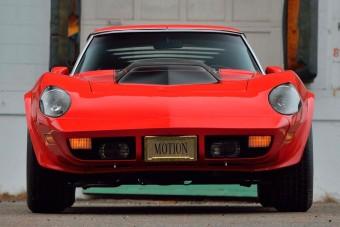 Amerika legszomorúbb korszakába repít ez a Corvette
