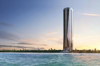 Ebben a luxus-felhőkarcolóban még a 60. emeleten is van garázs