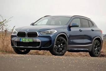 Nicsak, egy hibrid, amit élvezet vezetni - BMW X2 xDrive25e