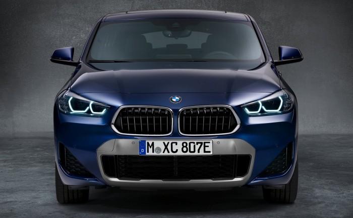 Nicsak, egy hibrid, amit élvezet vezetni – BMW X2 xDrive25e 4