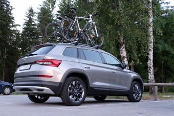 A hátad mögé, vagy a fejed tetejére kívánod a bringát?