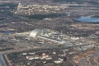 Ebből a szemszögből még nem sokan látták Csernobilt