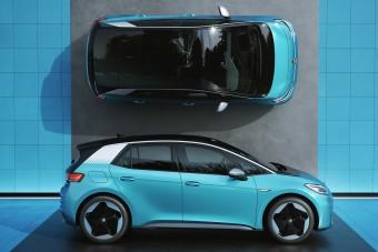 A Volkswagen döntött: elektromobilitás (X)