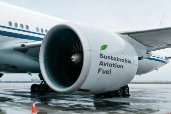 Használt sütőolajjal szállhatnak az égbe a jövő repülői?