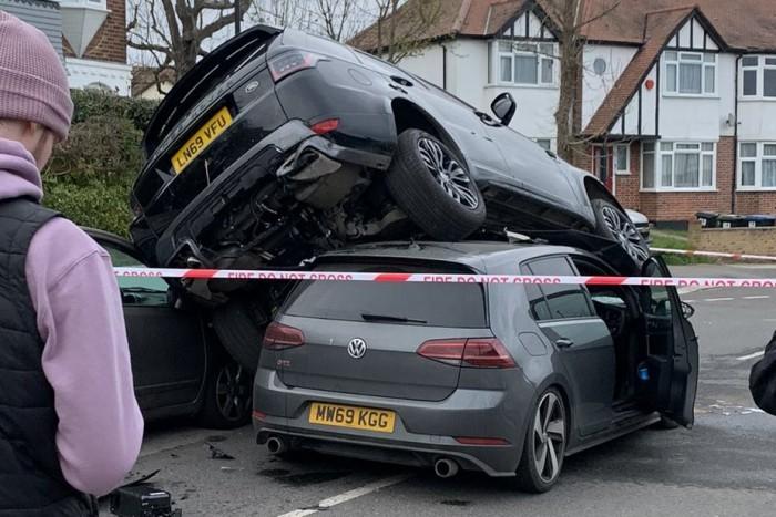 Robado por el ladrón de autos 2