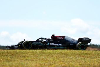 F1: Tavalyi probléma hátráltatta Hamiltonékat