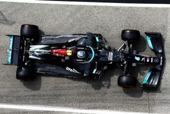 F1: Nem bízott autójában Bottas