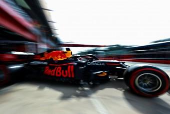 F1: Verstappen visszavágott az időmérő előtt