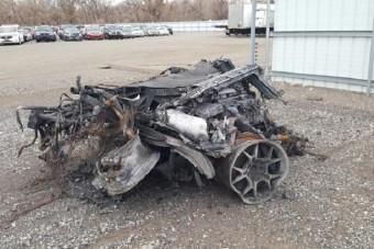 Ráfér a felújítás erre az eladó Ford GT-re