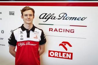 F1: Új versenyzőt igazolt Räikkönen csapata