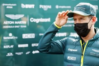 F1: Durva összeesküvés-elmélet terjed Vettelről