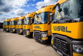 Közel 500 darab új teherautót vásárol a Waberer's