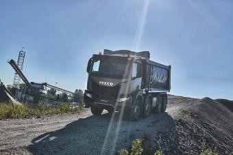 Robosztusnak és strapabírónak ígérkezik az új Iveco T-Way