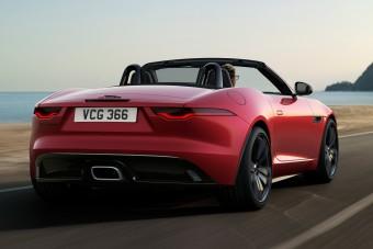 Megújult a Jaguar sportautója
