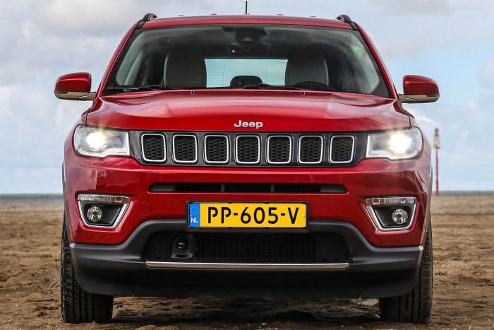 Megújult a Jeep kompakt szabadidőjárműve 1