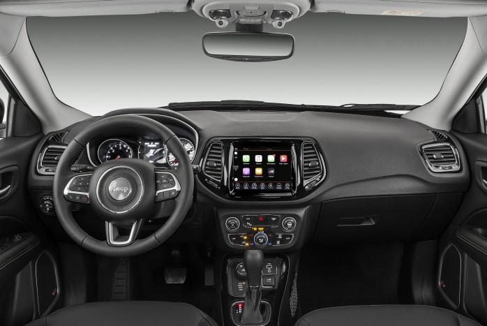 Kívül-belül csodás, de nagyon hisztis – Jeep Compass teszt 6