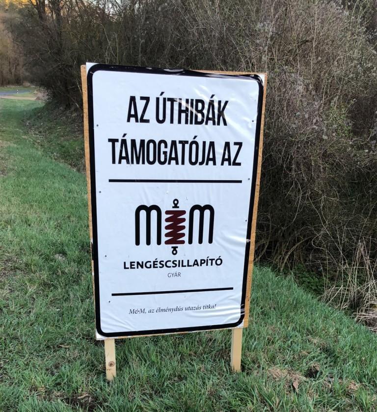 Ezen a magyar úton röhög most az internet 3