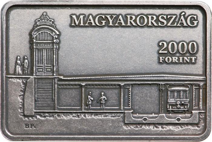 Se publica un tesoro poco común sobre el pequeño subterráneo húngaro 1