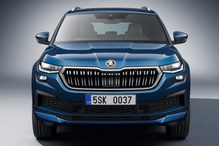 El gran vehículo recreativo de Škoda ha sido renovado 2
