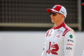 Igazi ritkaság lesz Räikkönen új veterán autója