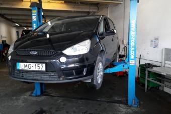 Lebőg vagy bizonyít használtan a Ford S-Max?